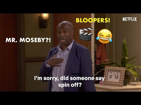 ONE DAY AT A TIME SEASON 3 BLOOPERS!