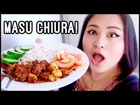 (MASU CHIURA - YUMMY NEPALI FOOD... 10 minutes.)