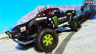 Best OFF-ROAD TROPHY TRUCK Races In GTA 5  - GTA V Online Best Offroading Races GTA 5 Funny Moments