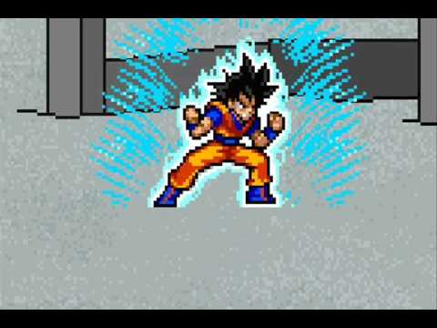 Super Smash Flash 2: Goku (♫Dragon Soul)