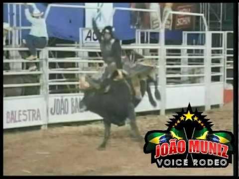 João Muniz - Rodeio em Nova Gloria - Go - Parte:02