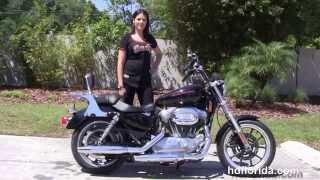 3. Used 2011 Harley Davidson Sportster 883 Superlow Motorcycles for sale