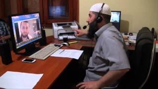 Syefaqësia - Hoxhë Muharem Ismaili (Skype Ligjeratë për vllezërit në Londër)