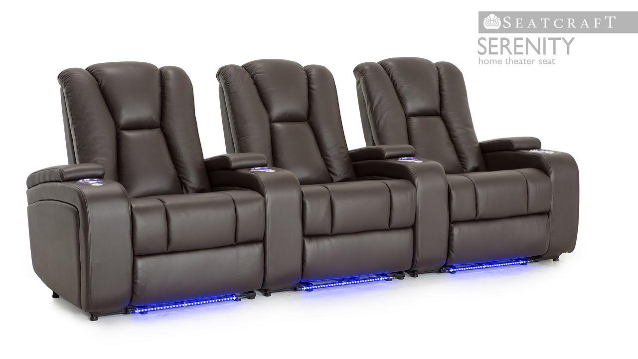 sc 1 st  4Seating.com & Seatcraft Serenity Home Theater Seating | 4seating islam-shia.org