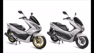 3. Specs:  2017 Honda PCX 150 vs 2017 Yamaha NMax 155