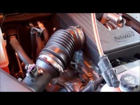 2007 Hummer H3 3.7L Inline 5 Cyl. Spark Plug Replacement