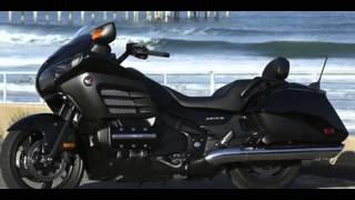7. 2014 Honda Gold Wing F6B