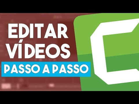 Camtasia Studio 9 | Como Editar Vídeos no Camtasia Studio 9 (Fácil e Rápido)