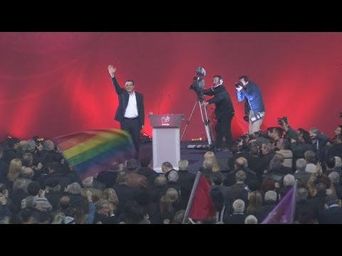 Ένας χρόνος διακυβέρνησης ΣΥΡΙΖΑ – ΑΝΕΛ στιγμιότυπα