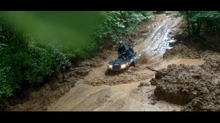 10. 2014 Arctic Cat TRV 1000 Mud Experience on Golcuk