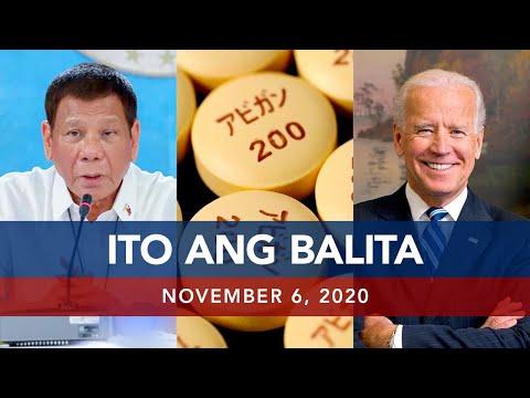 UNTV: Ito Ang Balita | November 6, 2020