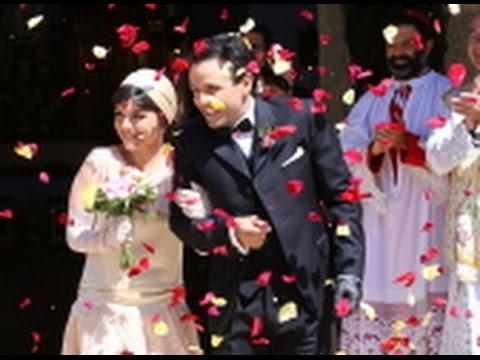 il segreto - mencia e carmelo si sposano