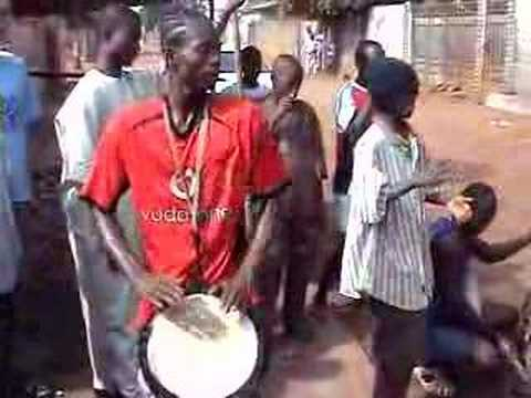 Djembe Group: Simbe' Matoto, Guinea, West Africa / Rhythm Traders Roadtrip