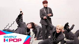 Video [Simply K-Pop] ATEEZ(에이티즈)'s SIMPLEASE MP3, 3GP, MP4, WEBM, AVI, FLV Juli 2019