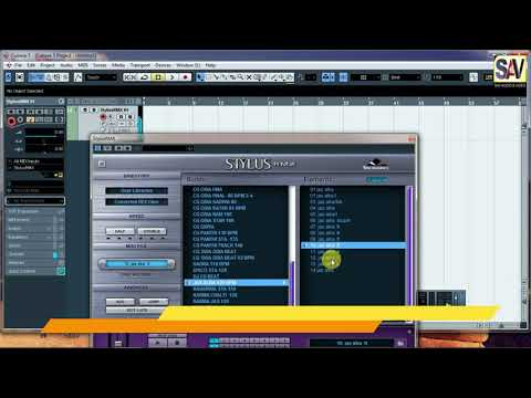 Cg Jastall beat rex2 PART 22 | Nuendo / cubase / fl studio / stylus| indian libary rex2 loops beat
