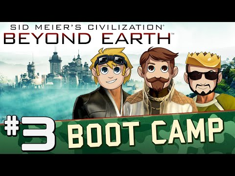 boot - Duncan, Sjin and Pyrion take an early look at Civilization Beyond Earth with special guests from Firaxis; Will and Dave, Co-Lead Designers of Beyond Earth. In this episode, Tracia the Worm...