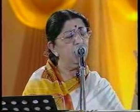 Download Lata Mangeshkar - Jo Wada Kiya (Live Performance) hd file 3gp hd mp4 download videos