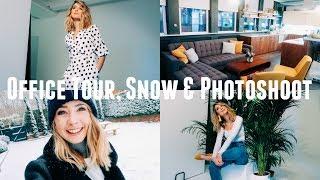 Video OFFICE TOUR, SNOW & PHOTOSHOOT MP3, 3GP, MP4, WEBM, AVI, FLV Desember 2018