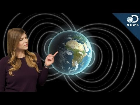 What - Thousands of years ago, Earth's magnetic poles flipped. What will happen the next time they reverse? Tara explains. Read More: Extremely rapid directional change during Matuyama-Brunhes...