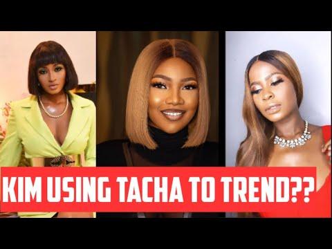 Tacha Body Odour?? Kim Oprah Dragged on Twitter again, BBNAIJA PEPPER DEM REUNION #bbn #tacha