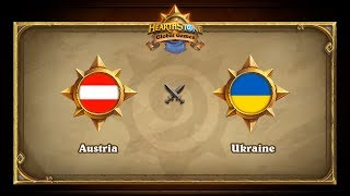 UKR vs AUT, game 1