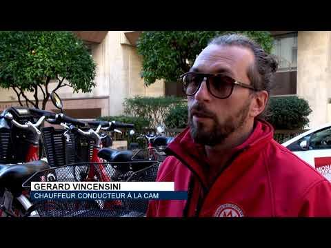 Lire la vidéo Focus Info : Monaco à vélo