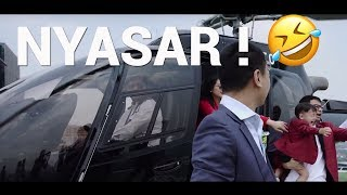 Video RIDING THE KOENIGSEGG, HELICOPTER, AND ENDS UP IN TAXI! (FEAT. RAFFI AHMAD) MP3, 3GP, MP4, WEBM, AVI, FLV November 2018