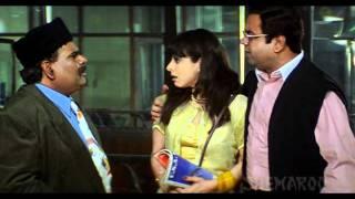 Best comic scenes - Satish Kaushik - Tannaz Karim  - Hadh Kar Di Aapne - Bollywood Comedy Movies