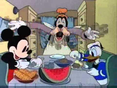 Cartone Disney episodio Topolino e la roulotte episodio cartone topolino e Pippo