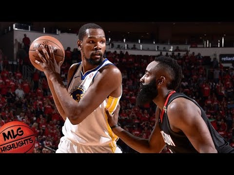 Golden State Warriors vs Houston Rockets Full Game Highlights / Game 5 / 2018 NBA Playoffs (видео)