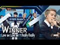 foto WINNER - LOVE ME LOVE ME + REALLY REALLY @2017 MBC Music Festival Borwap