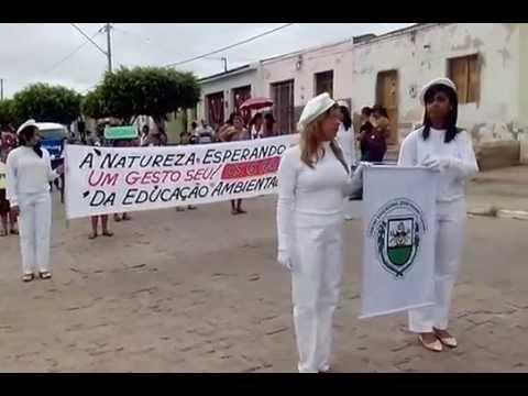DESFILE CÍVICO PELOS 52 ANOS DA EMANCIPAÇÃO POLÍTICA DE SANTA BRÍGIDA