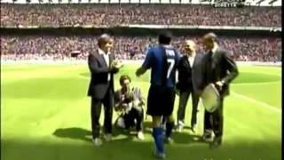 Luis Figo beendet bei Inter seine Karriere