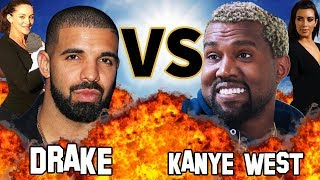 DRAKE VS. KANYE WEST   Before They Were Famous   VERSUS