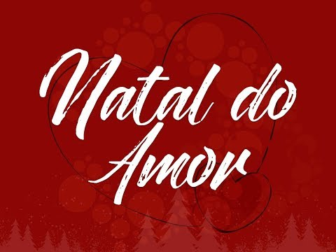 Pr. Claudio Caetano - Natal do Amor - 23/12/2018