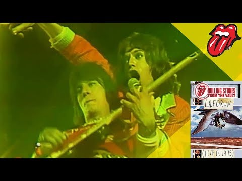 """*LIVE* - From The Vault"""" is a new series of live concerts from The Rolling Stones archive which are getting their first official release. """"L.A. Forum – Live In 1975"""" is the second title in..."""