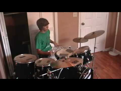 Tanner - All of the Above - Maino Ft T-Pain (Drum Cover ...