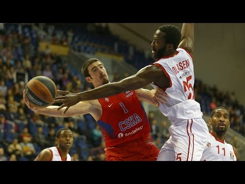 Highlights: RS Round 3, CSKA Moscow 83-77 Brose Baskets Bamberg