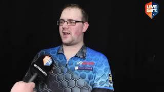 "David Evans admits his ""concern"" over the 2020 BDO World Championship"