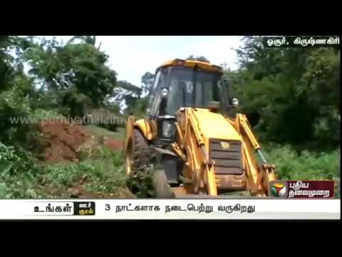 PT-Nammal-Mudiyum-Collaborates-with-Hosur-People-Association-to-clean-lake-water-for-3-days