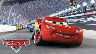 Cars Toon  ENGLISH  Lightning McQueen Wins Big Race  Kids Movie  Disney Pixar Cars