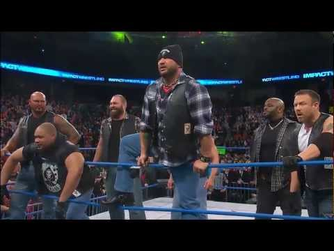 Eights - From Thursday's IMPACT WRESTLING broadcast - The Aces and Eights annihilate the TNA Wrestling roster.