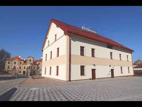 Video Prodej nového družstevního bytu 2+kk, Lázně Bělohrad