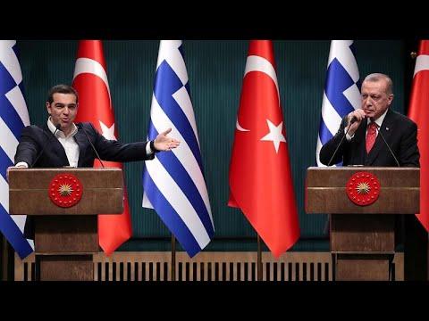 Τσίπρας – Ερντογάν: Τι είπαν για τους «οκτώ», το Κυπριακό και την Χάλκη…