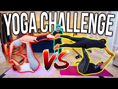 YOGA CHALLENGE Z TEAM X! *para VS para*