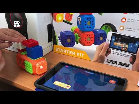 Using Robo Wunderkind in the primary school by Marc Faulder, ADE
