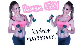 Питание для похудения от А до Я/система IIFYM+My Fitness Pal