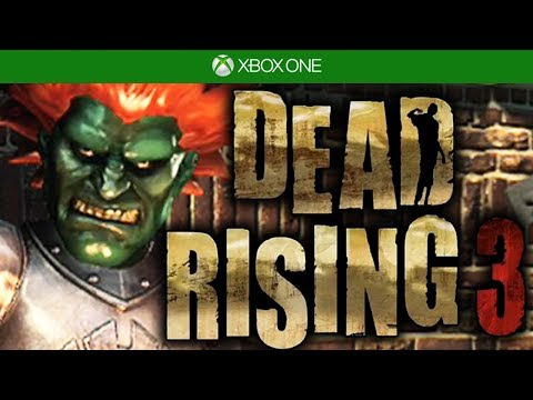 Dead Rising 3 - Funtage! - (DR3 Funny Moments) [Xbox One Gameplay XB1]