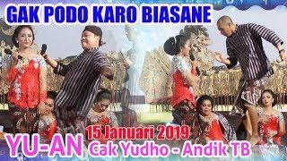 Video #YU-AN Cak Yudho - Andik TB - 15 Januari 2019 MP3, 3GP, MP4, WEBM, AVI, FLV Januari 2019