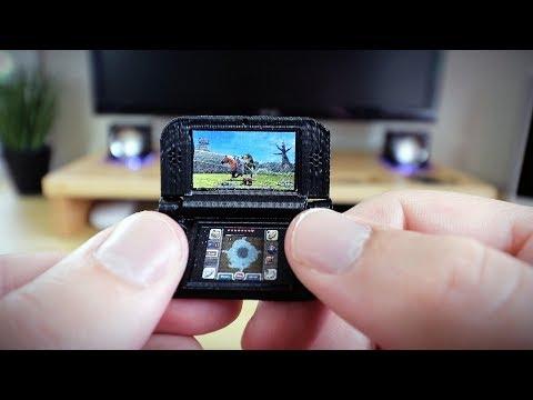 Nintendo 3DS XL Micro